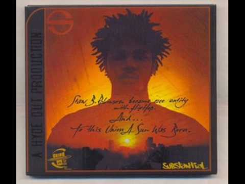 Substantial - Ain't No Happy Ending