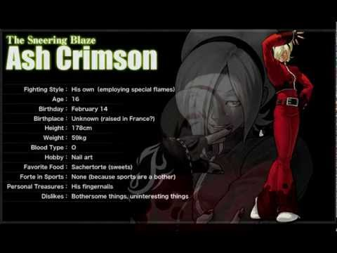 KOF XIII: Ash Crimson combo tutorial - The Sneering Blaze
