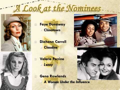 Best Actress Oscar Winner: 1974 | Ellen Burstyn