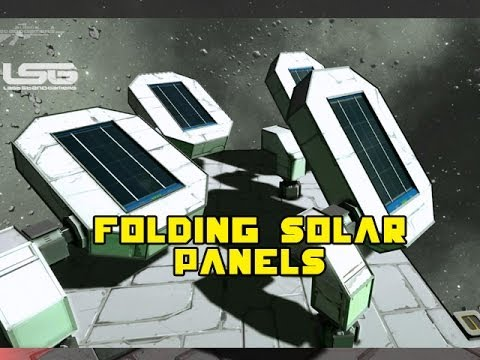 Space Engineers Rotors Transmit Electricity Amp Folding