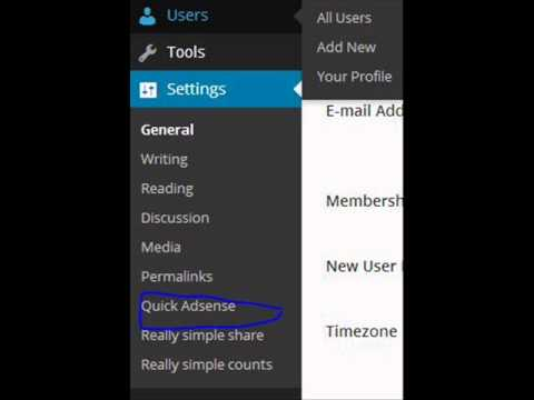 How to Create Google Adsense Ads, Keywords and Make Money Wordpress (Step by step Instructions)