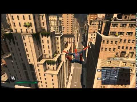 Talx Plays: The Amazing Spider-Man! ep 6- Kraven the hunter