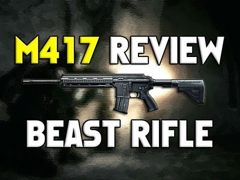 M417 Review - Beast Rifle!