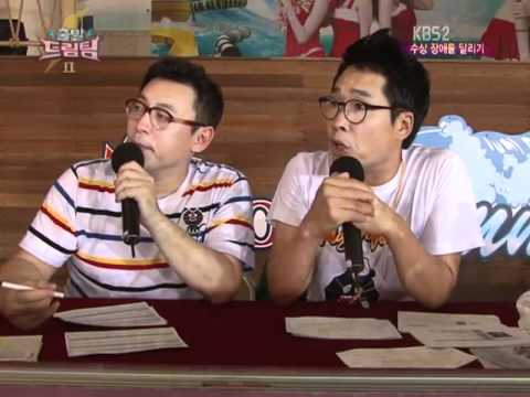 Dream Team 2 E92 110807- CSJH Dana & Sunday, Sistar, ...