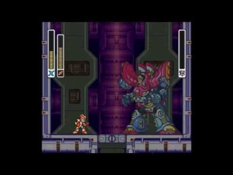 Mega Man X3 - Single Segment Run