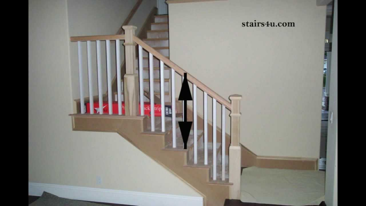 Is this a stair handrail or guardrail stairway - Interior stair railing contractors ...