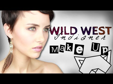 ApeCrime - Wild West | Indianer Make-Up