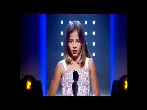 Jackie Evancho - Nessun Dorma on This Morning T.V. 6th June 2011