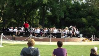 """Hallelujah""- the Raleigh Concert Band, Raleigh, NC"