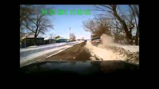 Подборка ДТП с видеорегистраторов 31 \ Car Crash compilation 31