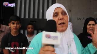 سكان عمارة من 8 شقق بالبيضاء يبيتون في العراء..وها علاش |