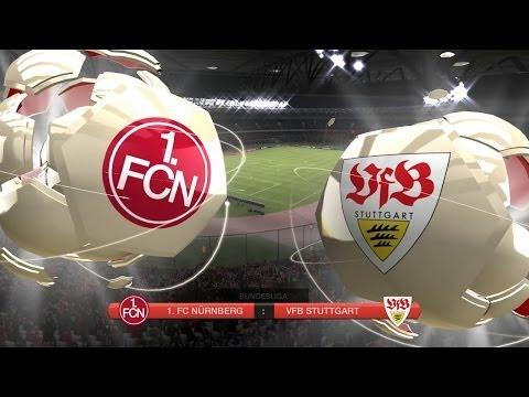 FIFA 13 Bundesliga Prognose - 1. FC Nürnberg vs. VfB Stuttgart - [Deutsch] [HD]