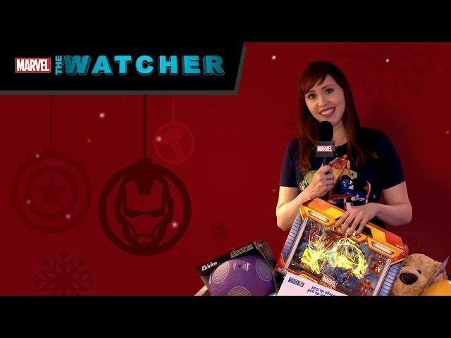 "Marvel Holiday Gift Guide at Toys""R""Us - The Watcher Ep. 42"