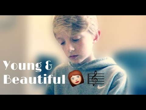 Young & Beautiful - Lana Del Rey - Cover By Toby Randall