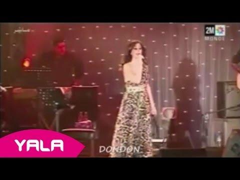 Elissa - Masdouma - Mawazine 2010 / اليسا - مصدومة من حفل موازين 2010