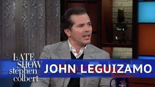 John Leguizamo Teaches 'Latin History For Morons'