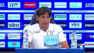 🎥?  Le parole di mister #Inzaghi alla vigilia di #VeronaLazio