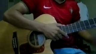 We were in love-T-ara if Davichi-Guitar solo finger style-Nhật Tân