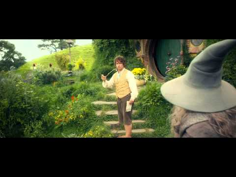 Hobbit, The: An Unexpected Journey - Trailer