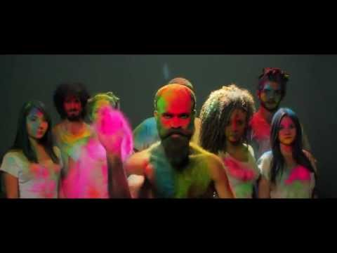 Experiencia ZIM - As cores do Holi - Guerra de pó colorido