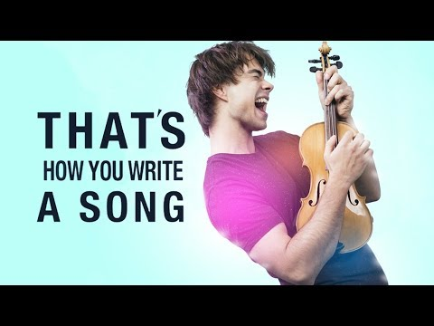 "Alexander Rybak - ""That's How You Write A Song"""