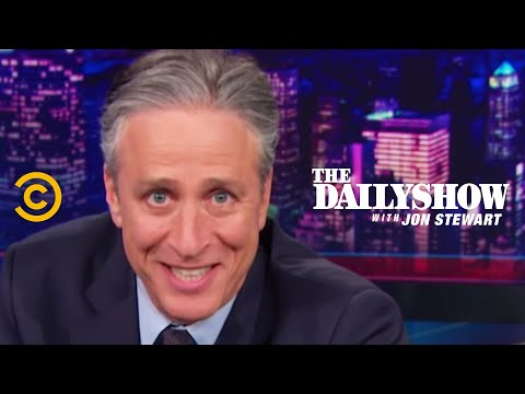 The Daily Show: Bullet Points Over Benghazi