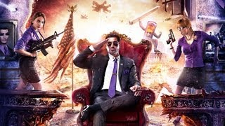 Saints Row 4 Hail to the Chief Trailer