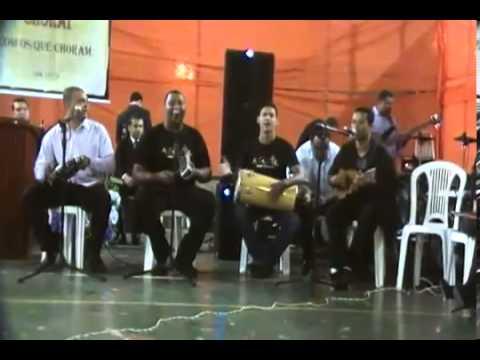 Pagode Gospel - Resgatando Vidas - Musicas - Palavras (Lauriete) e Perto Quero Estar (1)