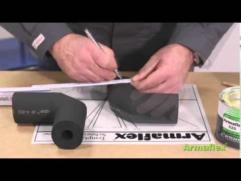 Armacell - Armaflex Tube Swept t piece Application Video