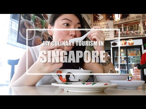 2014 My Culinary Tourism in Singapore & 我想喪食之新加坡 (650D)