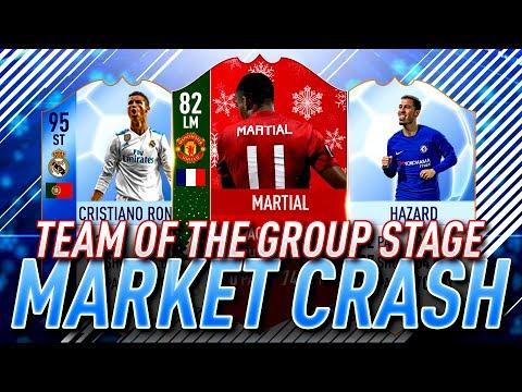 TOTGS MARKET CRASH (Buy Day) | FIFA 18 TRADING TIPS | FIFA 18 ULTIMATE TEAM