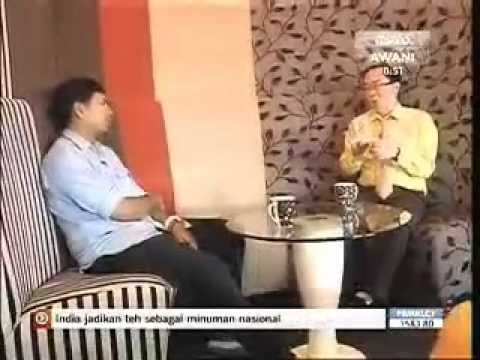 Dr Ko Chung Beng featuring on Astro Awani (Channel 501).wmv