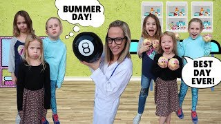 Toy Doctor Helps Avery, Addy and Maya Find the Best New Toys !!!