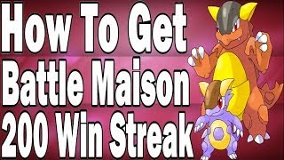 Dragon's Guide On How To Get A Battle Maison 100 To 200