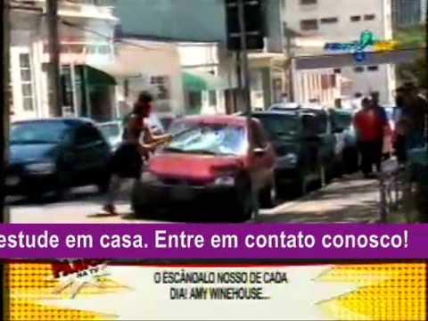 Momento Amy Winehouse 2 Pânico na Tv 14 09 08