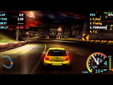 Emulando PSP (720p)