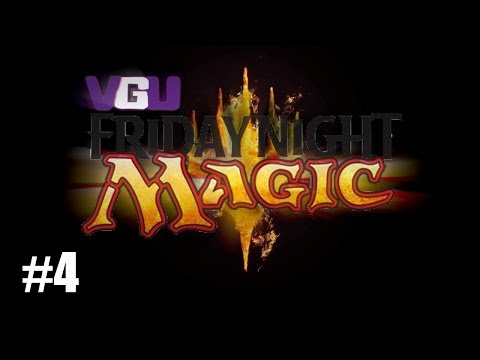 VGU's Friday Night Magic