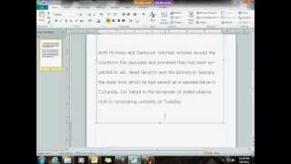 How To Adjust Line Spacing In Microsoft Publisher 2010