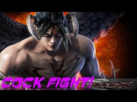 Tekken 6 With Buddy - CockFight(Part 1)