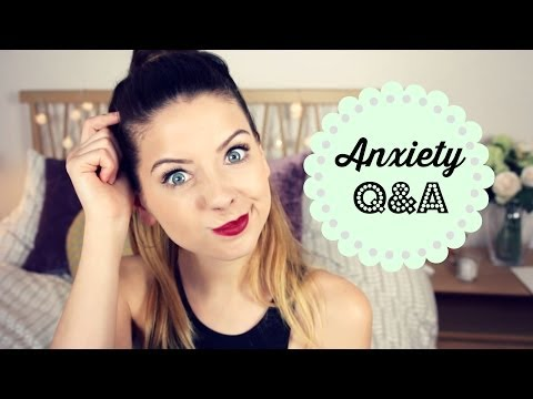 Anxiety Q&A | Zoella