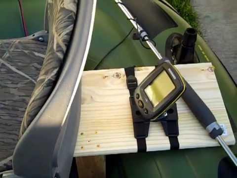 Sevylor 360 Fish Hunter Youtube