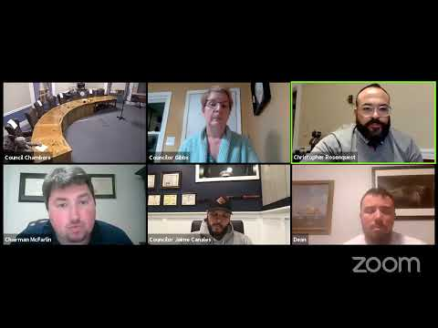 Plattsburgh City Operations Committee Meeting  1-11-21