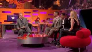 Fresh Prince Of BelAir Reunion On Graham Norton