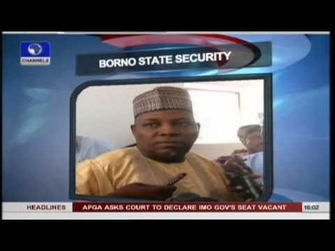 Governor Shettima Denies Barracks Desertion