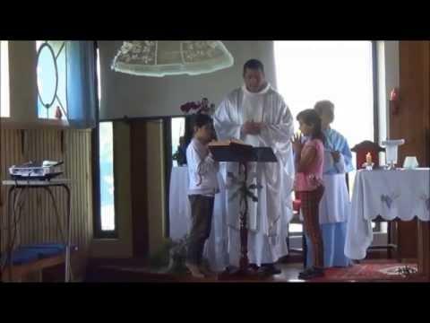 Missa Capelinha ANSPAZ - Padre Milton Satiro 12.10.2015