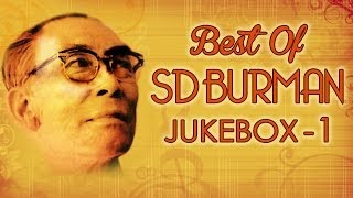 Top 10 Sachin Dev Burman Video Songs JukeBox-1