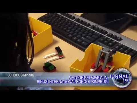 [Liputan] Metode Belajar Ala Binus International School Simprug