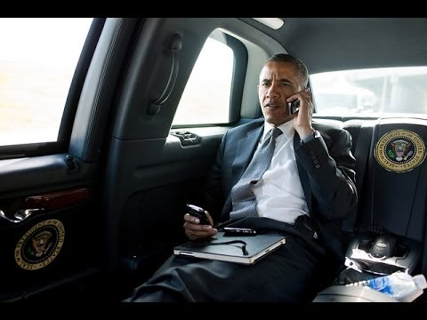 President Obama 'Forbidden' To Use iPhone