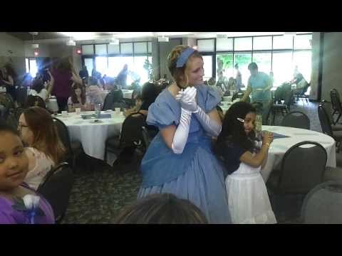 Cinderella Tea at the Mendota Civic Center