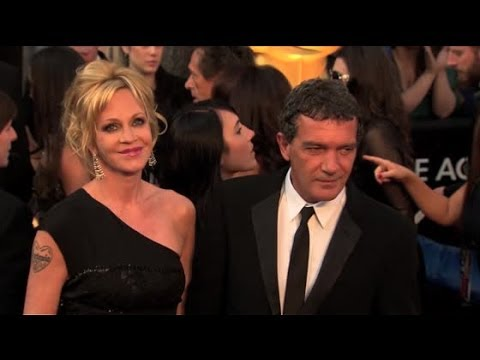 Antonio Banderas & Melanie Griffith Call It Quits